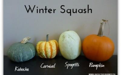 Winter Squash – Heart Warming Soup Recipe