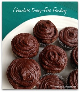 Chocolate Dairy-Free Frosting