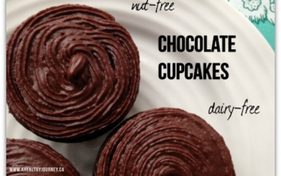 Allergy-Friendly Chocolate Cupcakes & Frosting Recipe