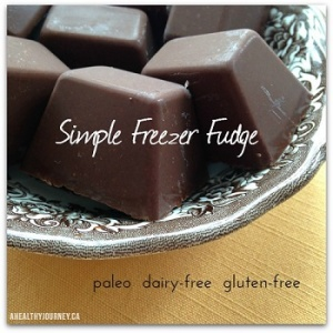 Whole Freezer Fudge Pieces