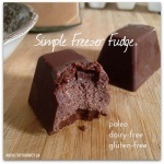 simple freezer fudge