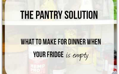The Pantry Solution