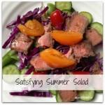 Satisfying Summer Salad