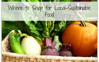 Local-Sustainable Food Shopping Guide