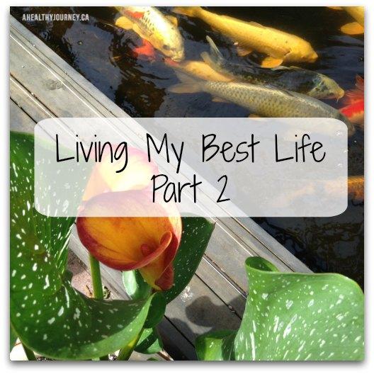 Living My Best Life – Part 2