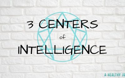 3 Centers of Intelligence