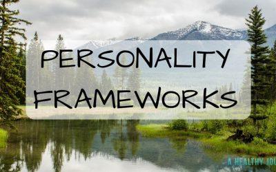 Personality Frameworks